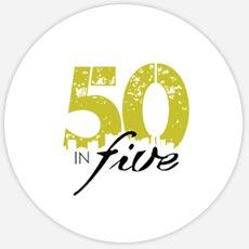 50 in 5 Custom Logo Design
