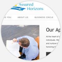 Assured Horizons Website