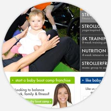 Baby Boot Camp Website