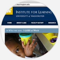 ILABS: University of Washington Website