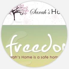Sarah's Home Website Design