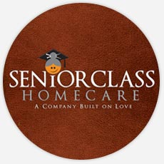 Senior Class Homecare Brochure Design