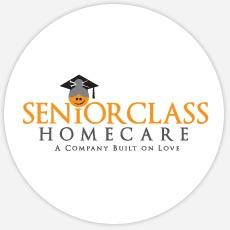 Senior Class Homecare Custom Logo Design