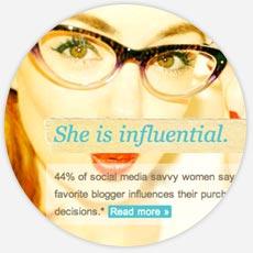 She Is Media Website Design